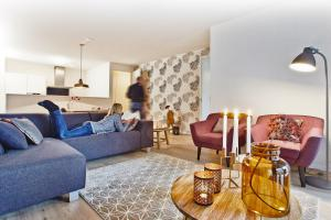 furnished apartment markthal